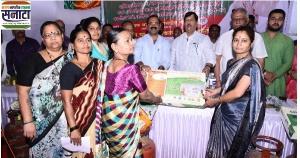 Free 557 gas allocation under Prime Minister Ujjwala Plus Schemesajag nagrikk times sanata