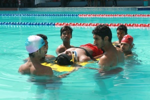 Splash N Dash Program under National Security Literacy Literacy Campaign sajag nagrikk times sanata