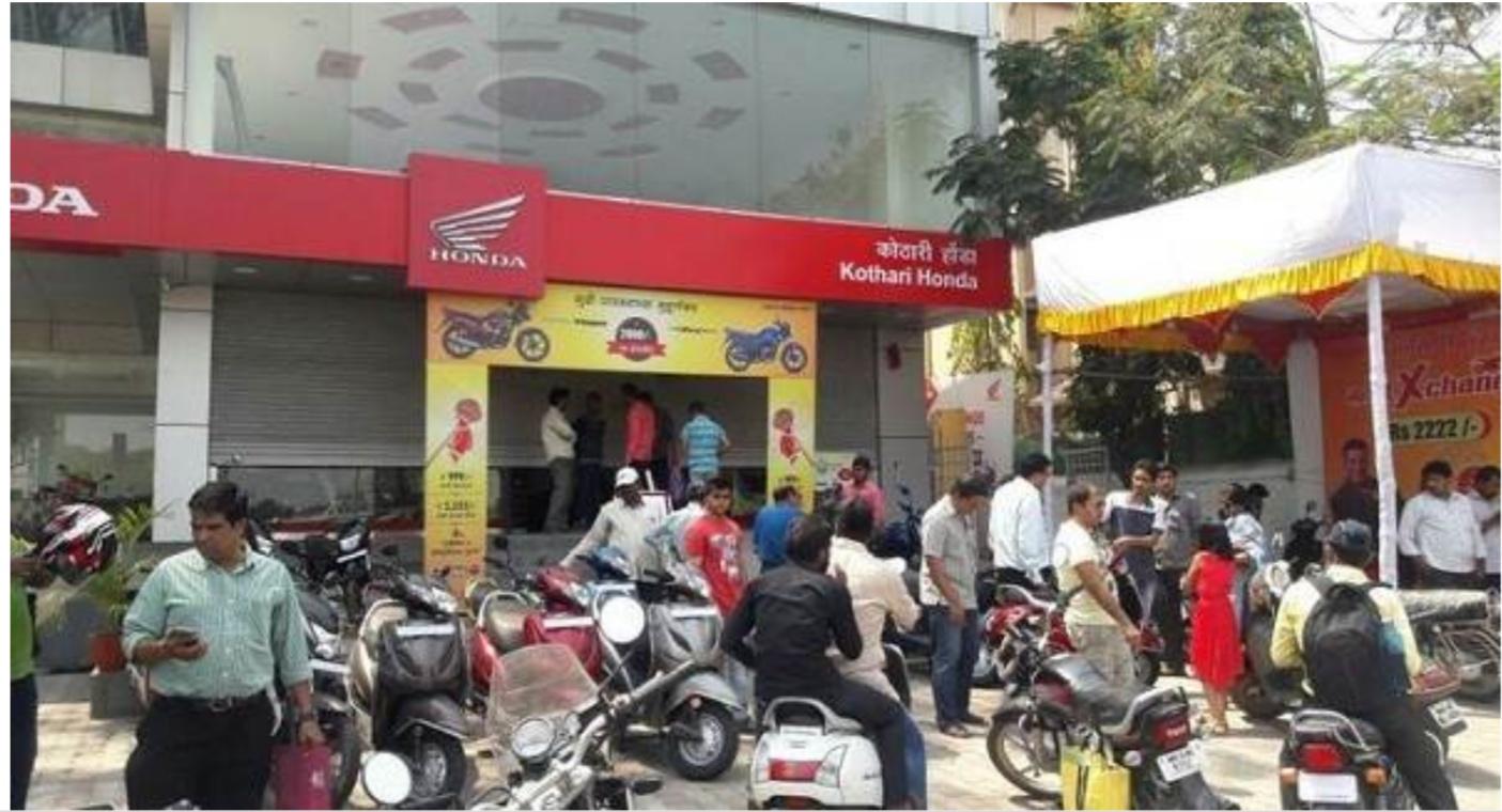 license-of-kothari-wheels-at-tilak-road-suspended-for-30-days, sanata news
