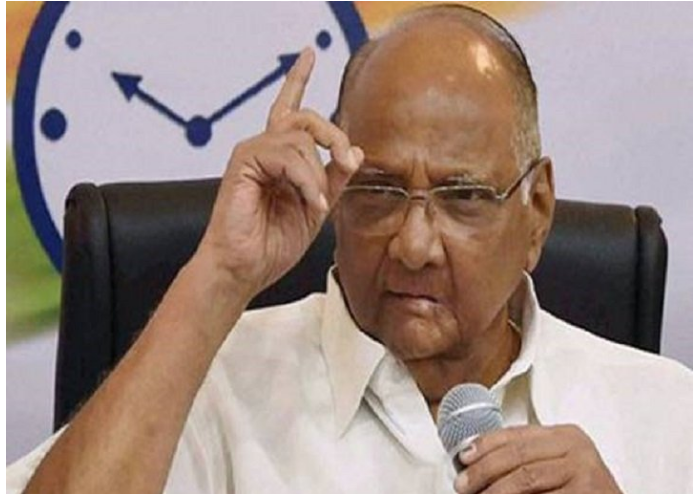 ncp chief sharad-pawar-posted-on-Instagram