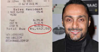 rahul bose banana issue hotel j w marriott fined rs 25000 rs