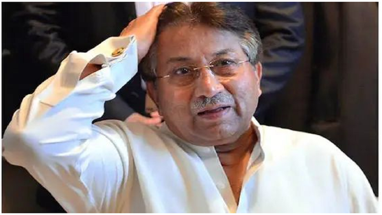 Pakistan President Pervez Musharraf has been sentenced to death